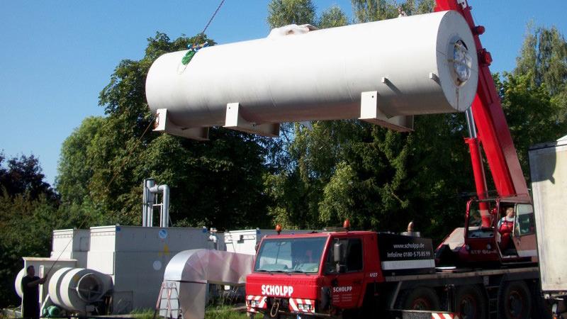 Für die von uns installierten Anlagen übernehmen wir die volle Gewährleistung.